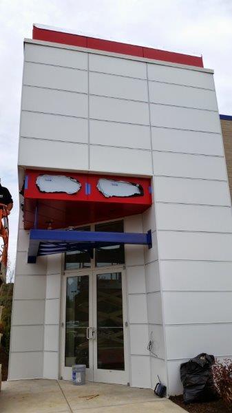 Exterior Metal Panels - BennerWhite